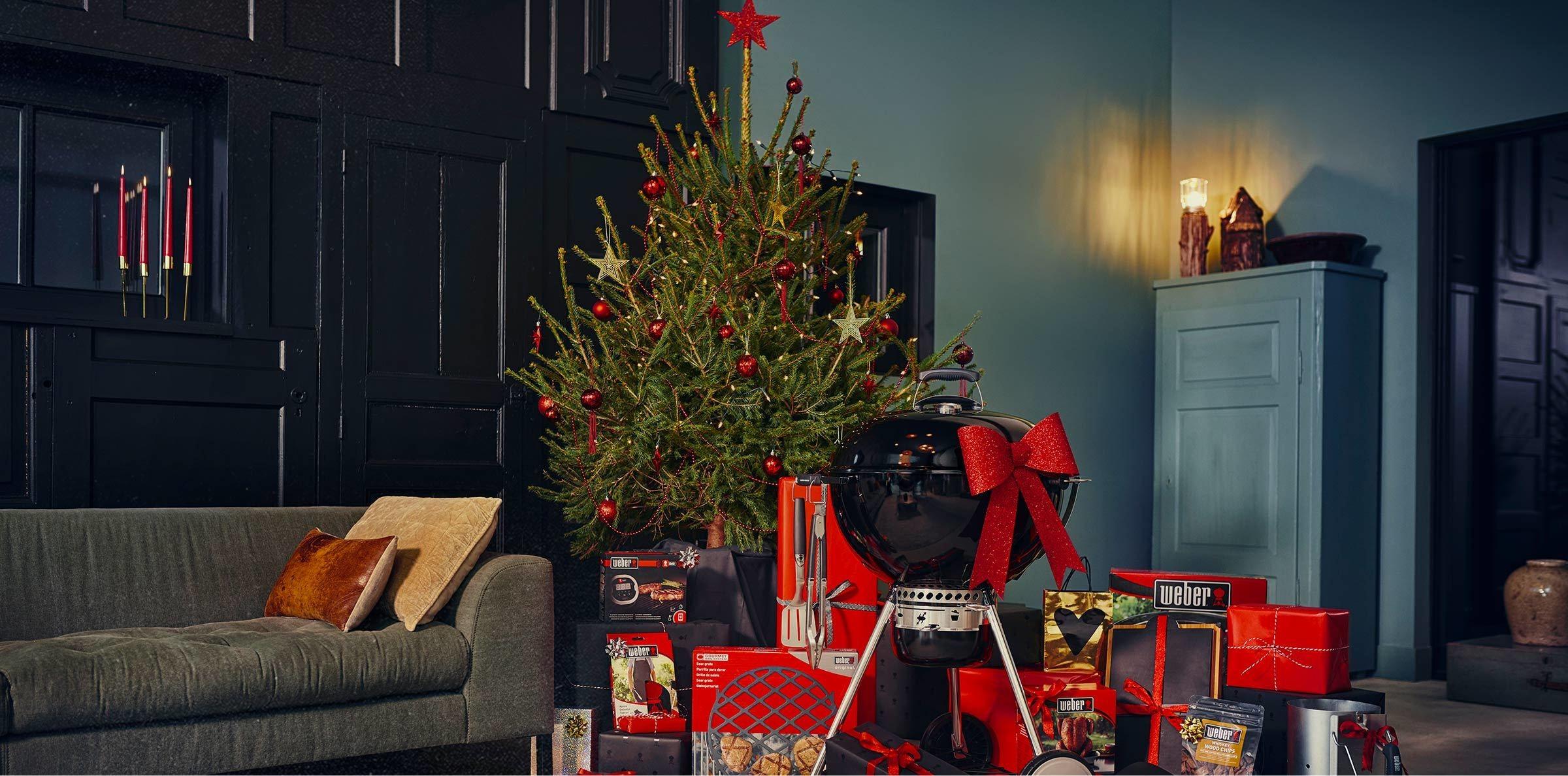 Weber regala un iGrill per Natale