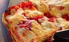 085 Lasagne Mit Aubergine Paprika Und Zucchini Fnp4244