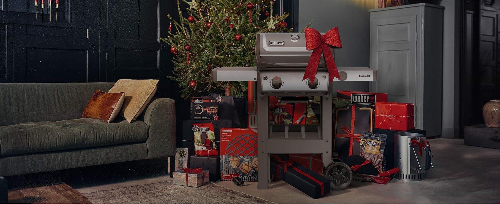 Weihnachten - Geschenkideen für Grillfans | Weber