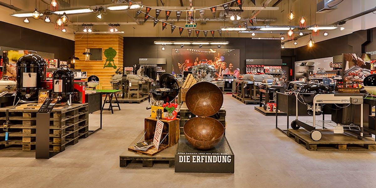 Weber Elektrogrill Outlet : Weber store ansbach