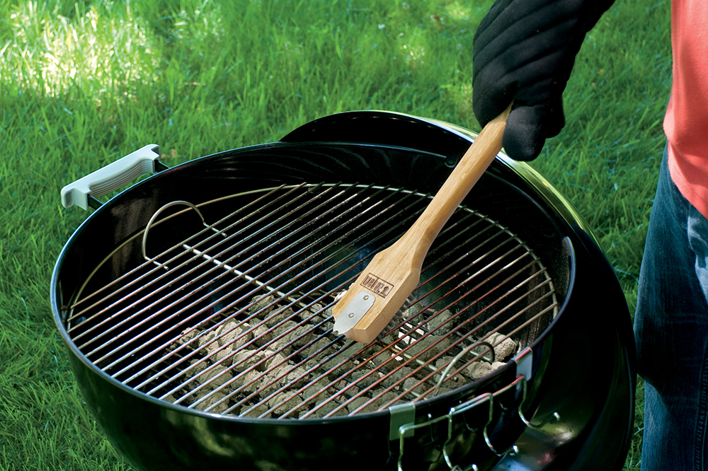 Weber Grillbürste Für Holzkohlegrill : Grillbürste weber grill original