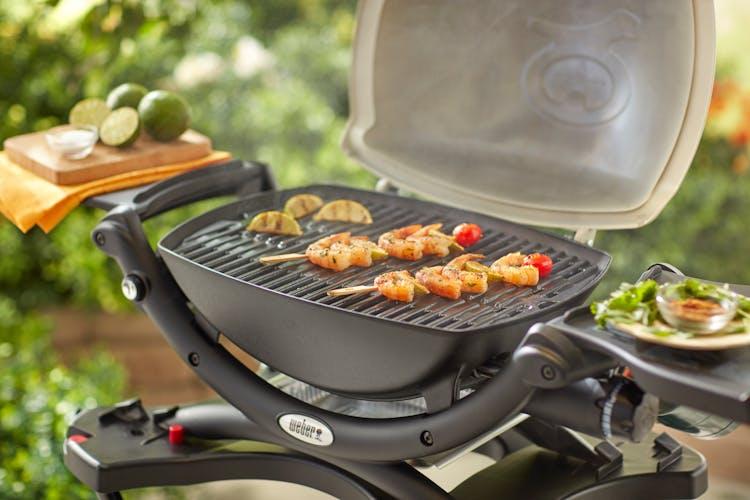 Weber Elektrogrill Wasser : Garnelen grillen: seafood vom grill