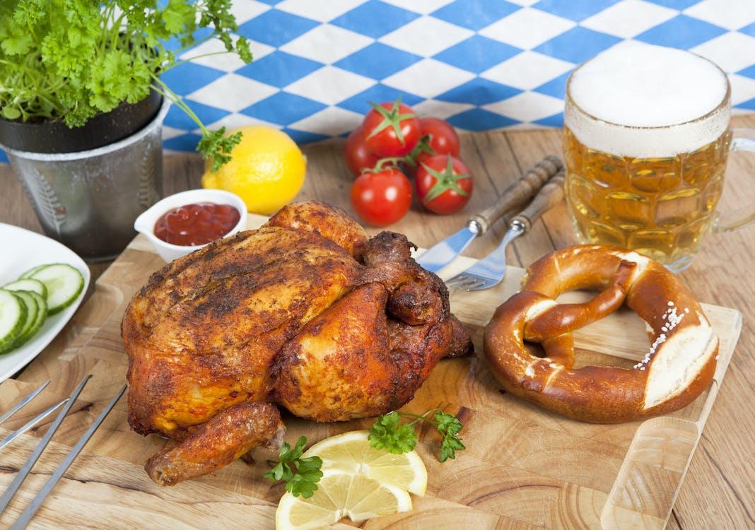 Oktoberfest: Grillen wie auf der Wiesn