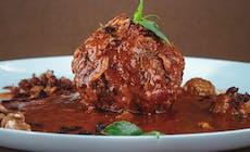 Chicken Meatballs 1