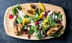 Chicken Wing Salad 3