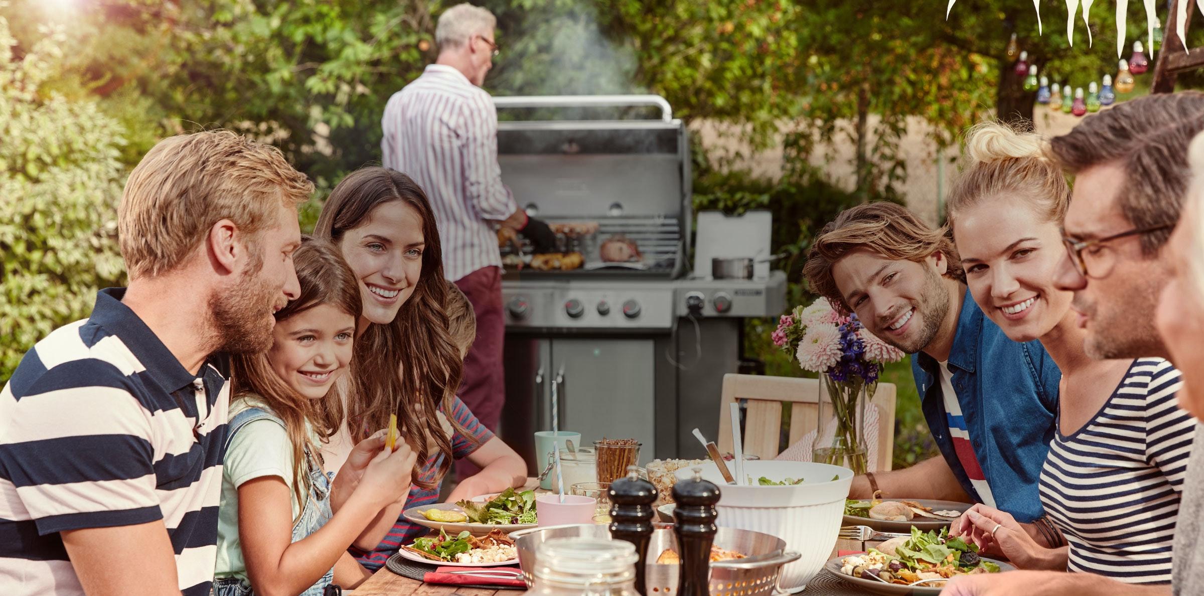 Start grillhyggen med  vores forårstilbud