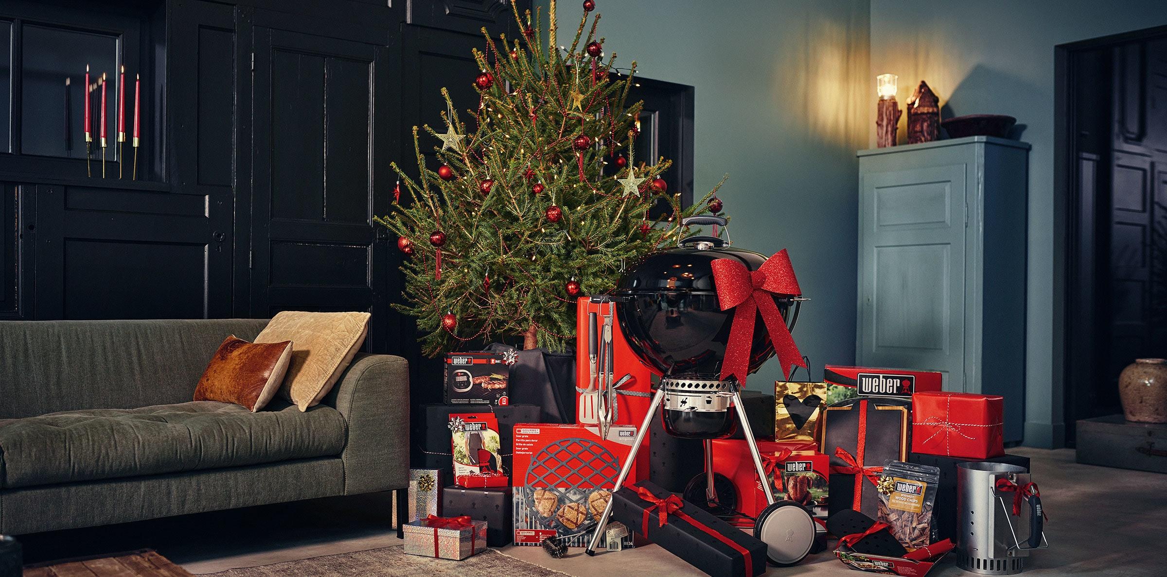 De bedste julegaveidéer til grill-entusiaster