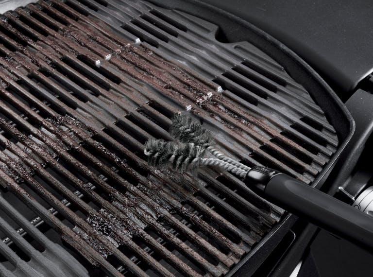 Sehr Grillrost rostet: Rostflecken zuverlässig entfernen GN83