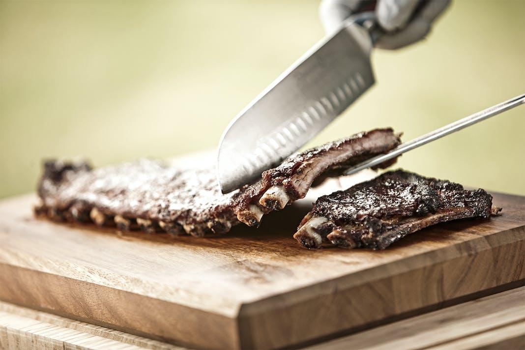 Fertige Spareribs Gasgrill : Schwein gehabt: spareribs grillen leicht gemacht