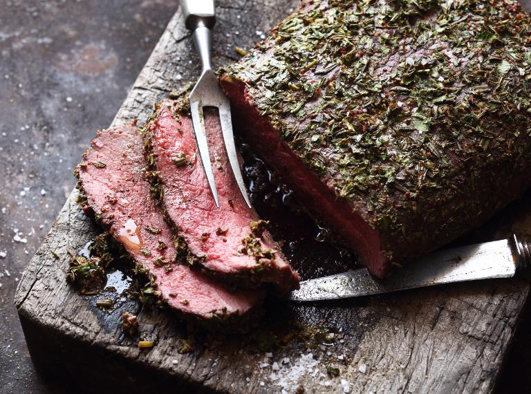 Weber Elektrogrill Steak : Rumpsteak so gelingt das steak mit dem fettrand