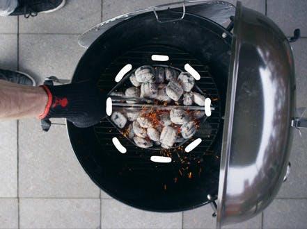 Как готовить на угольном гриле