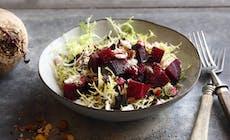 Rote Beete Salat Mit Ziegenkäse 2