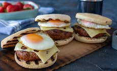 Sausage And Egg Muffins 1