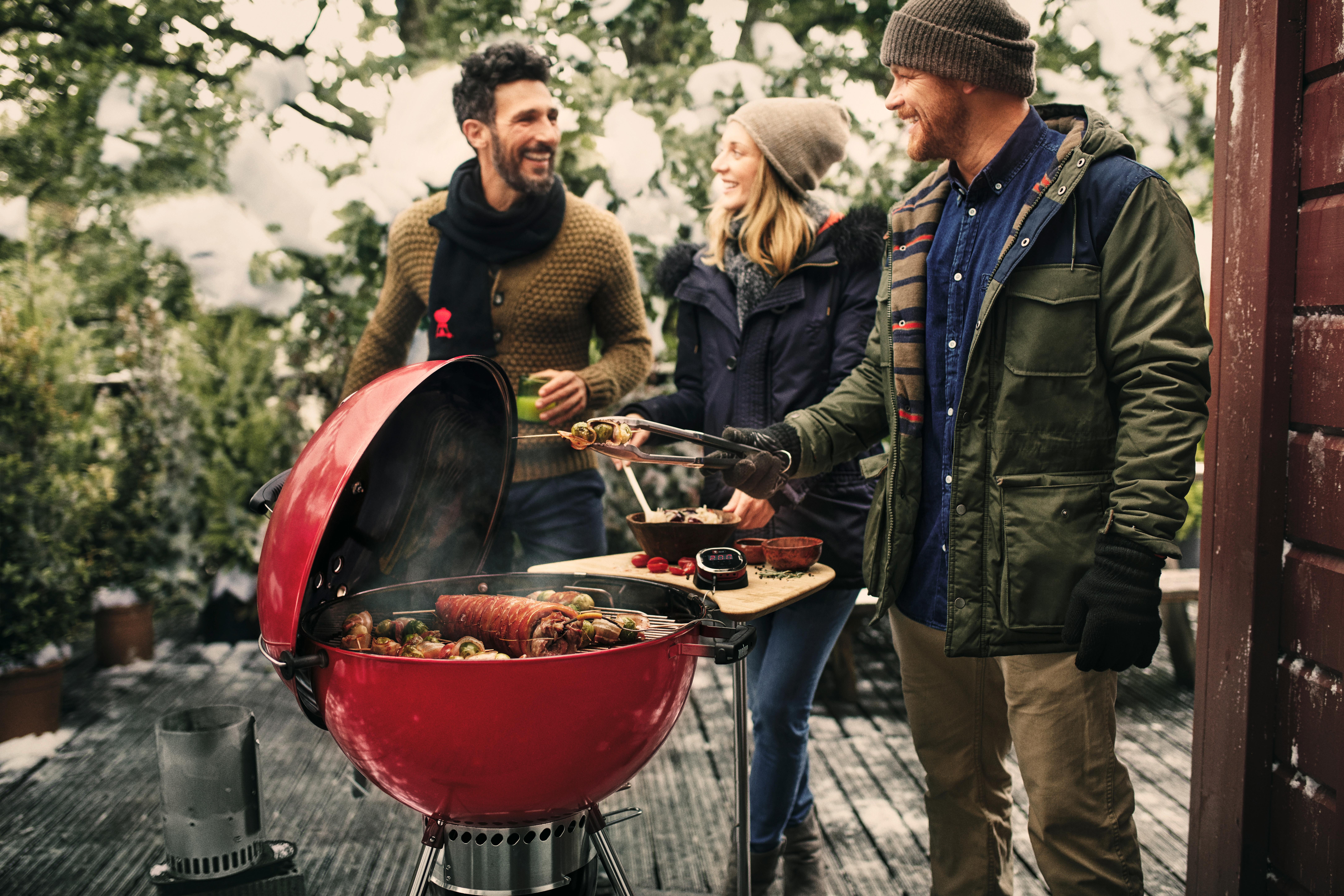 Weber Elektrogrill Im Winter : Weber grill raiffeisen markt loxstedt