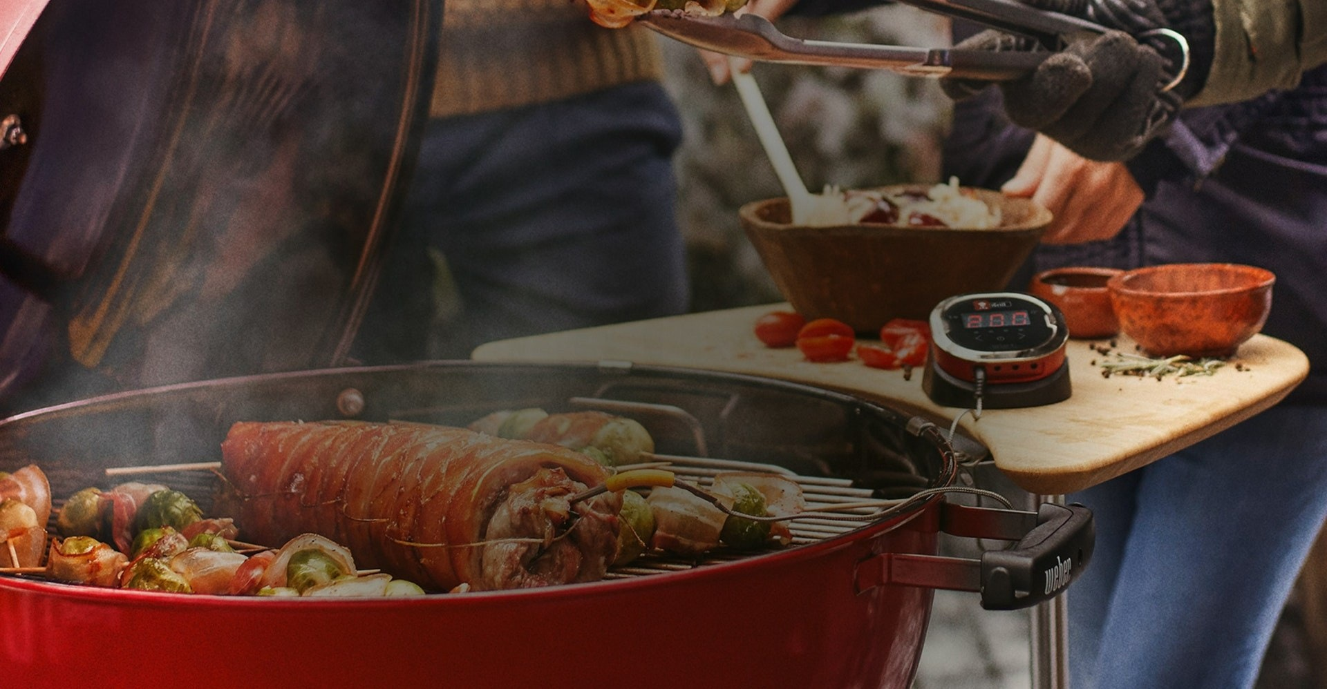 Take the Guesswork Out of Barbecuing