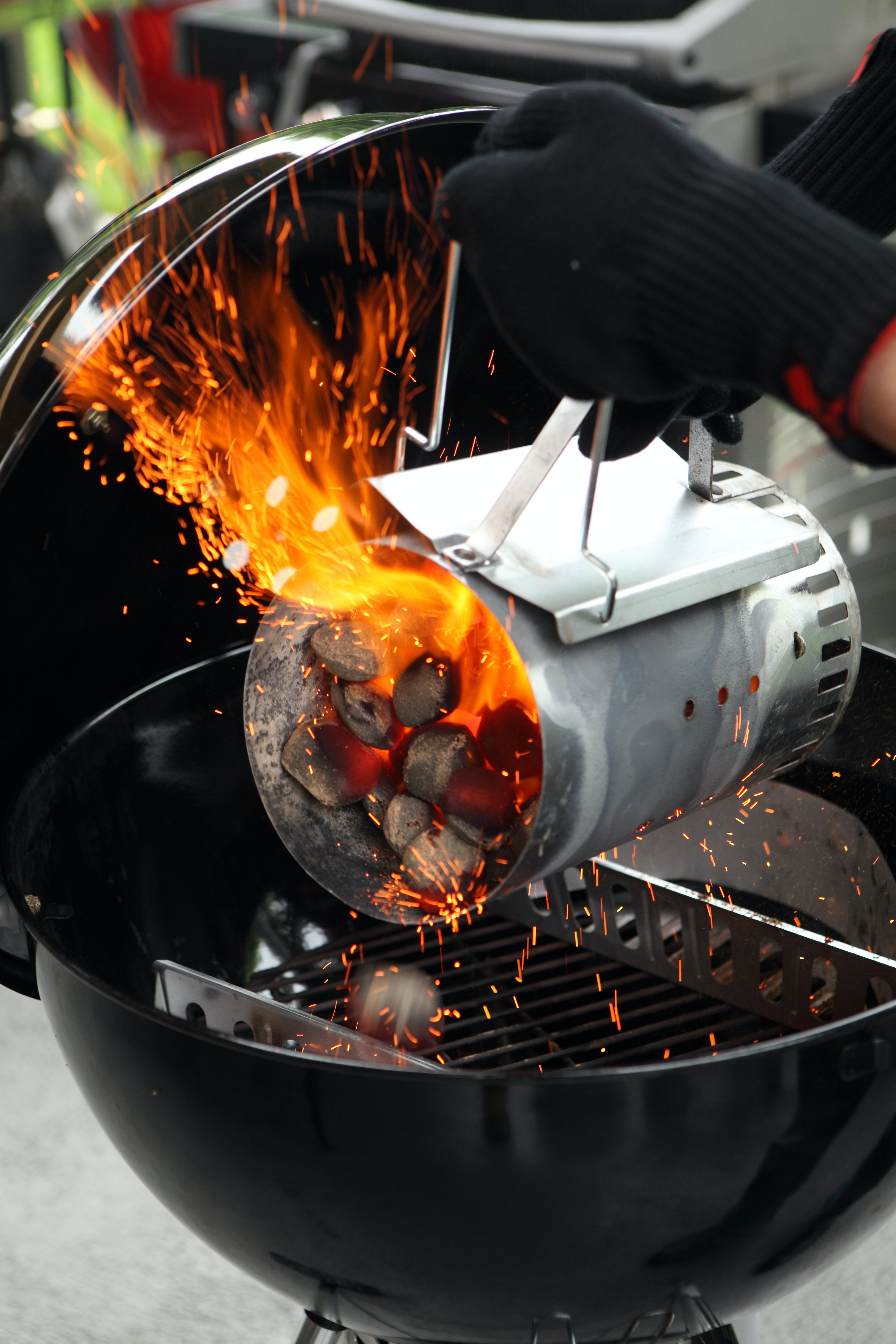 How To Use A Charcoal Barbecue
