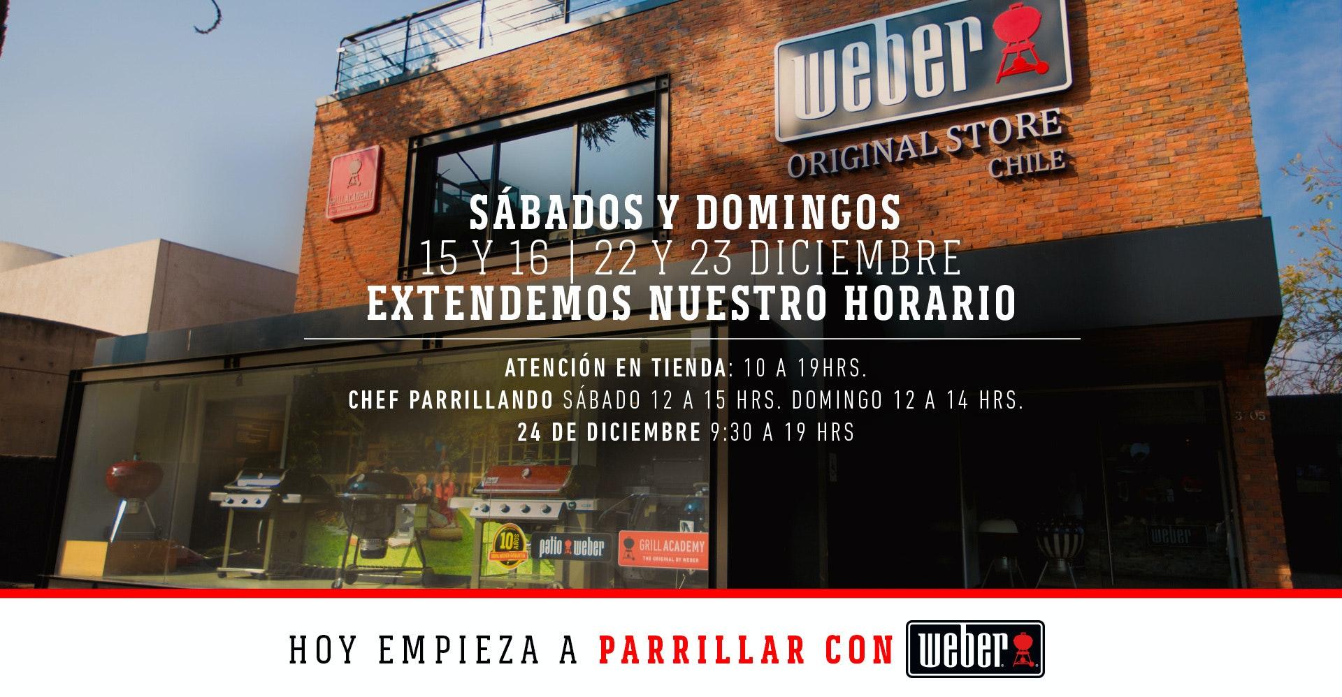 Horarios Chile Navidad 1
