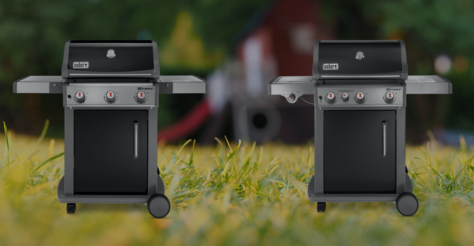 Purchase the Weber Spirit E-310 OR E-330