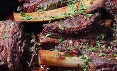 Smoked Beef Ribs Stew