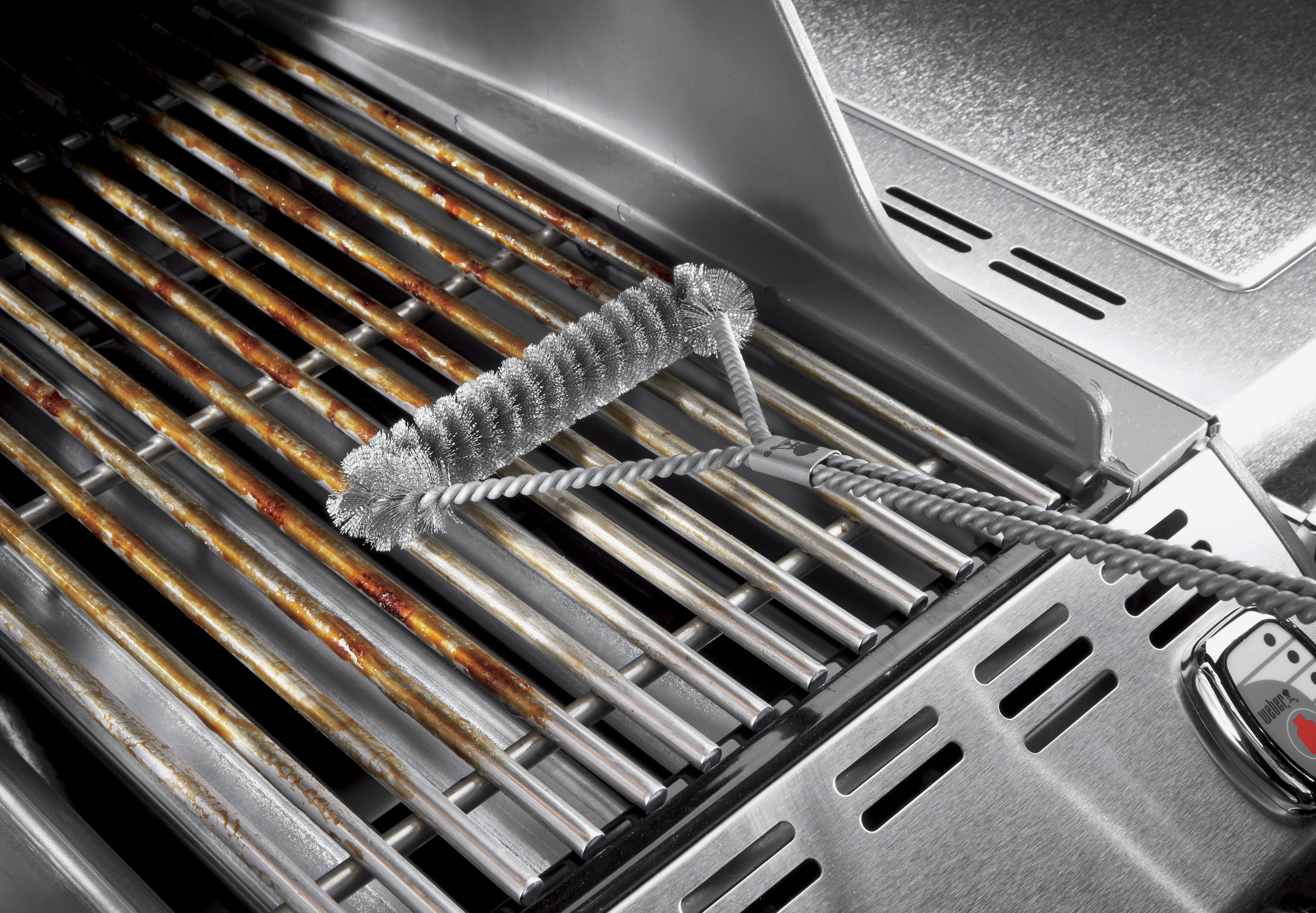Weber Grill Holzkohlegrill Performer Deluxe Gbs Gourmet : So pflegst du deinen grill richtig grill know how