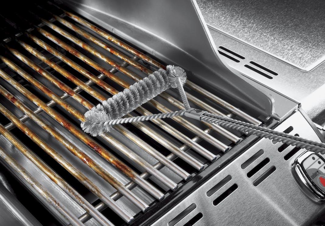 Weber Holzkohlegrill Rost Reinigen : So pflegst du deinen grill richtig grill know how
