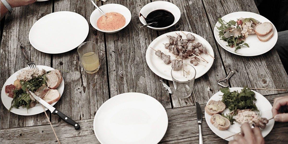 Tisch Freunschaft