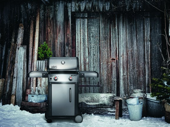 Weber Winter Spirit S 210 Premium S