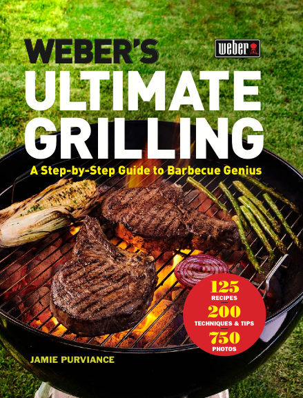 Webers Ultimate Grilling Cookbook 1