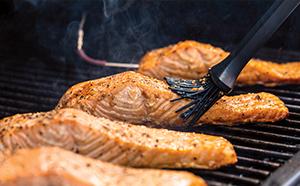 Teriyaki Salmon Brushing Sauce 300