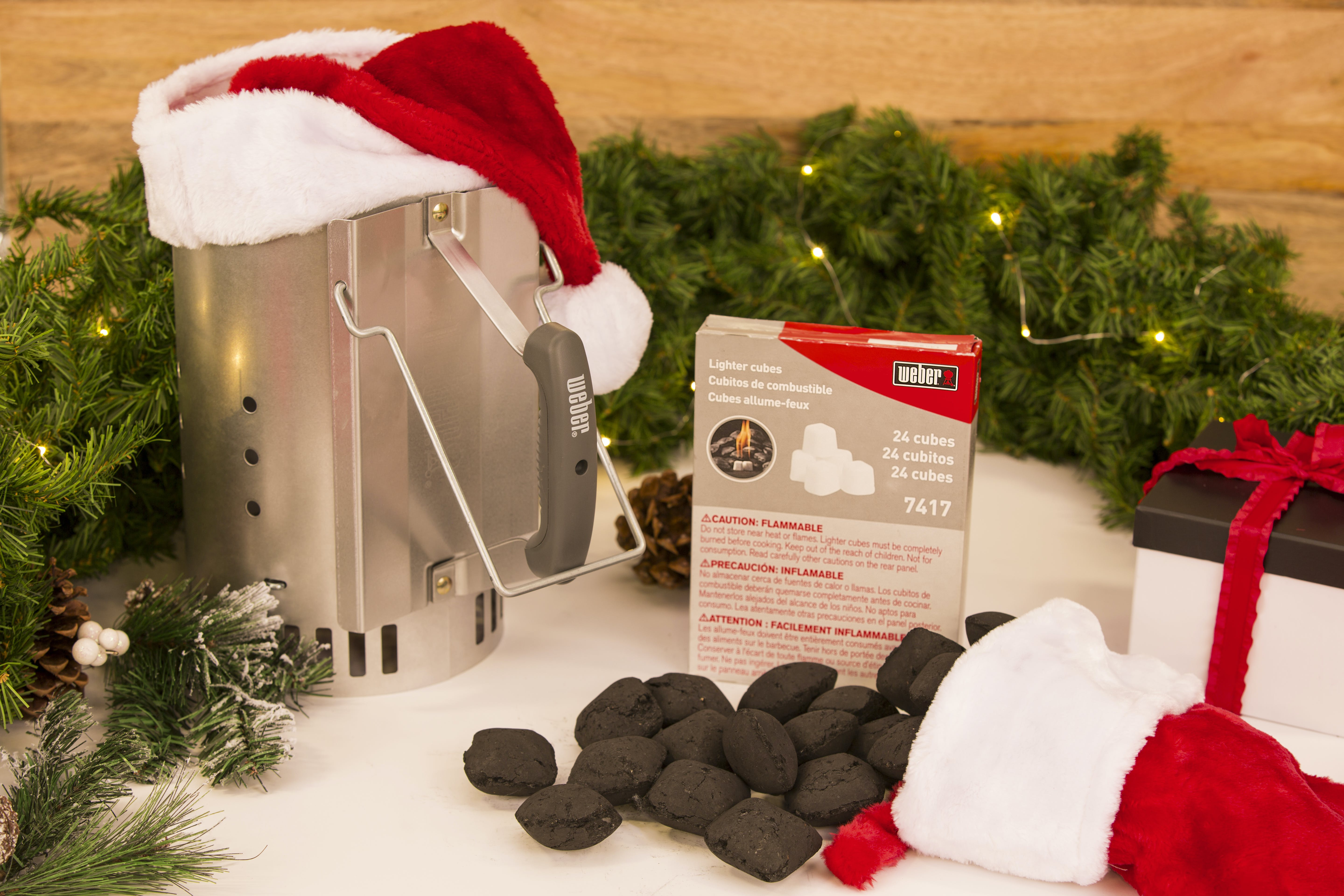 2018 12 Holiday Herriges Gifts For The Charcoal Griller In Your Life Photo Chimney Starter Lightercubes1