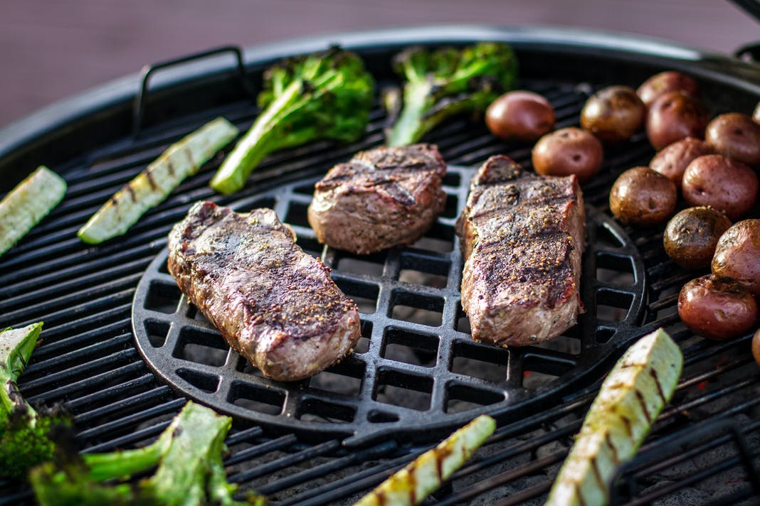 How To Grill Over Direct Heat On Your Summit Charcoal Grill