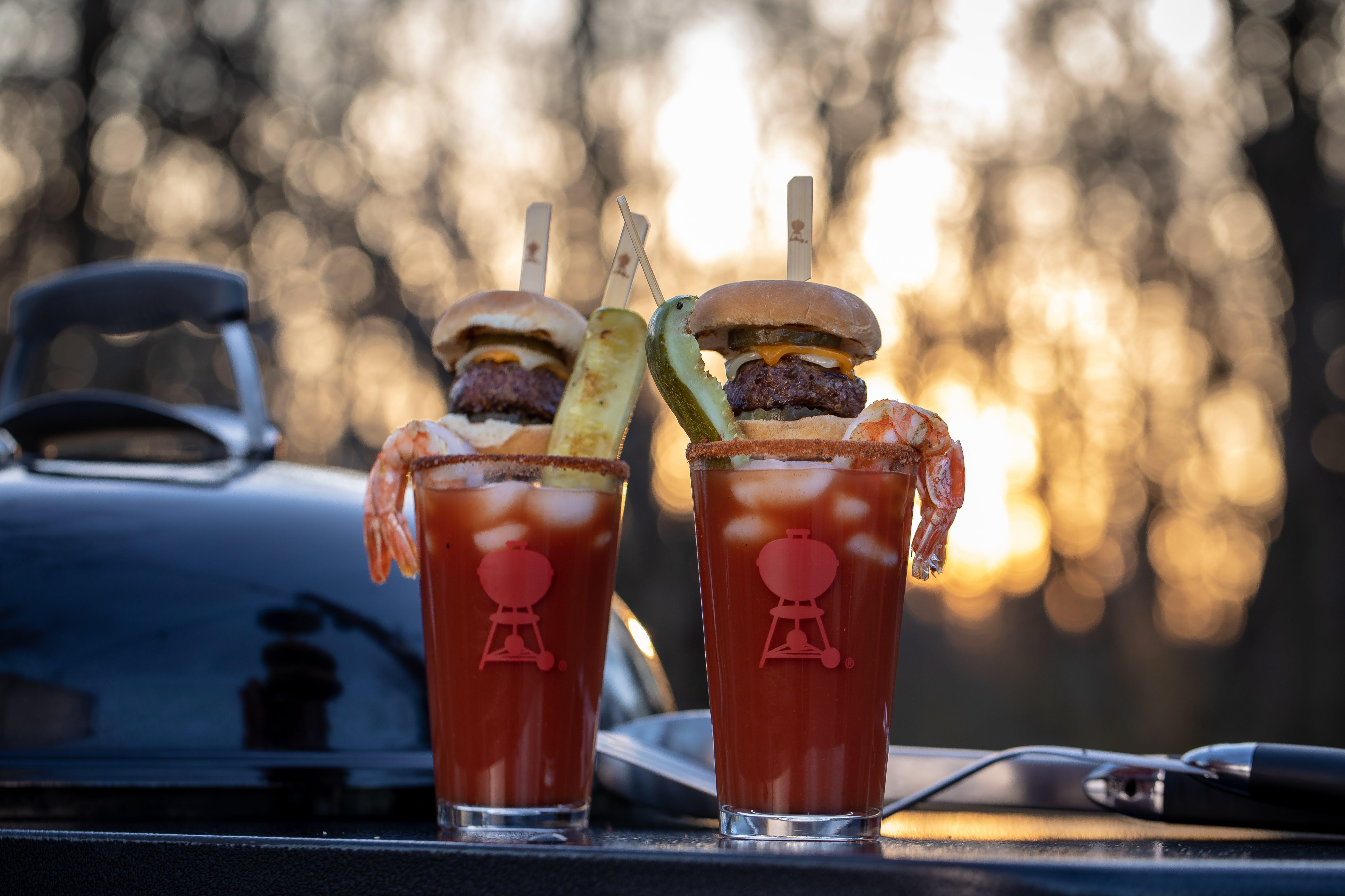 Bloody Mary Slider Extravaganza 1