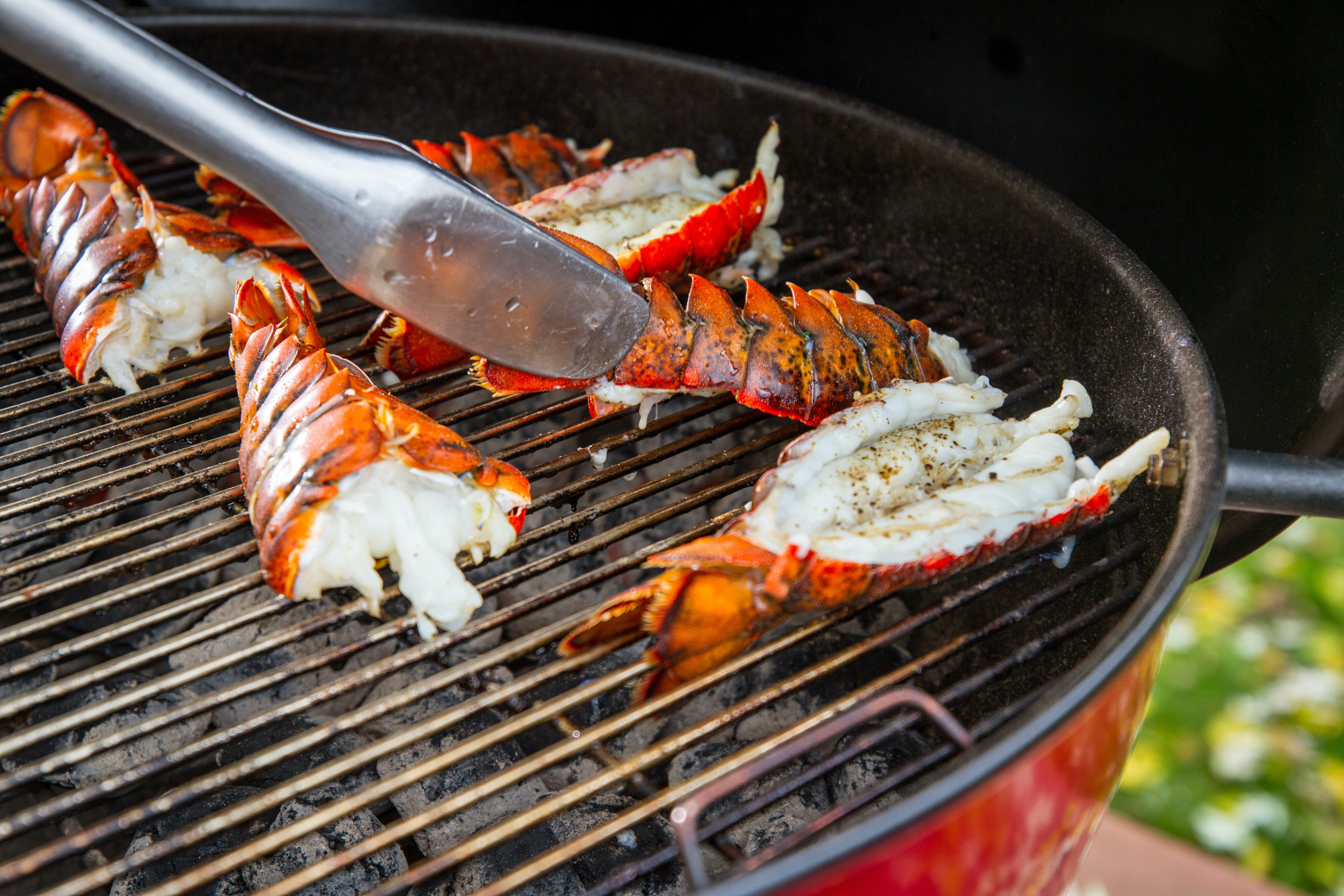 How to cook lobster tails 4 oz