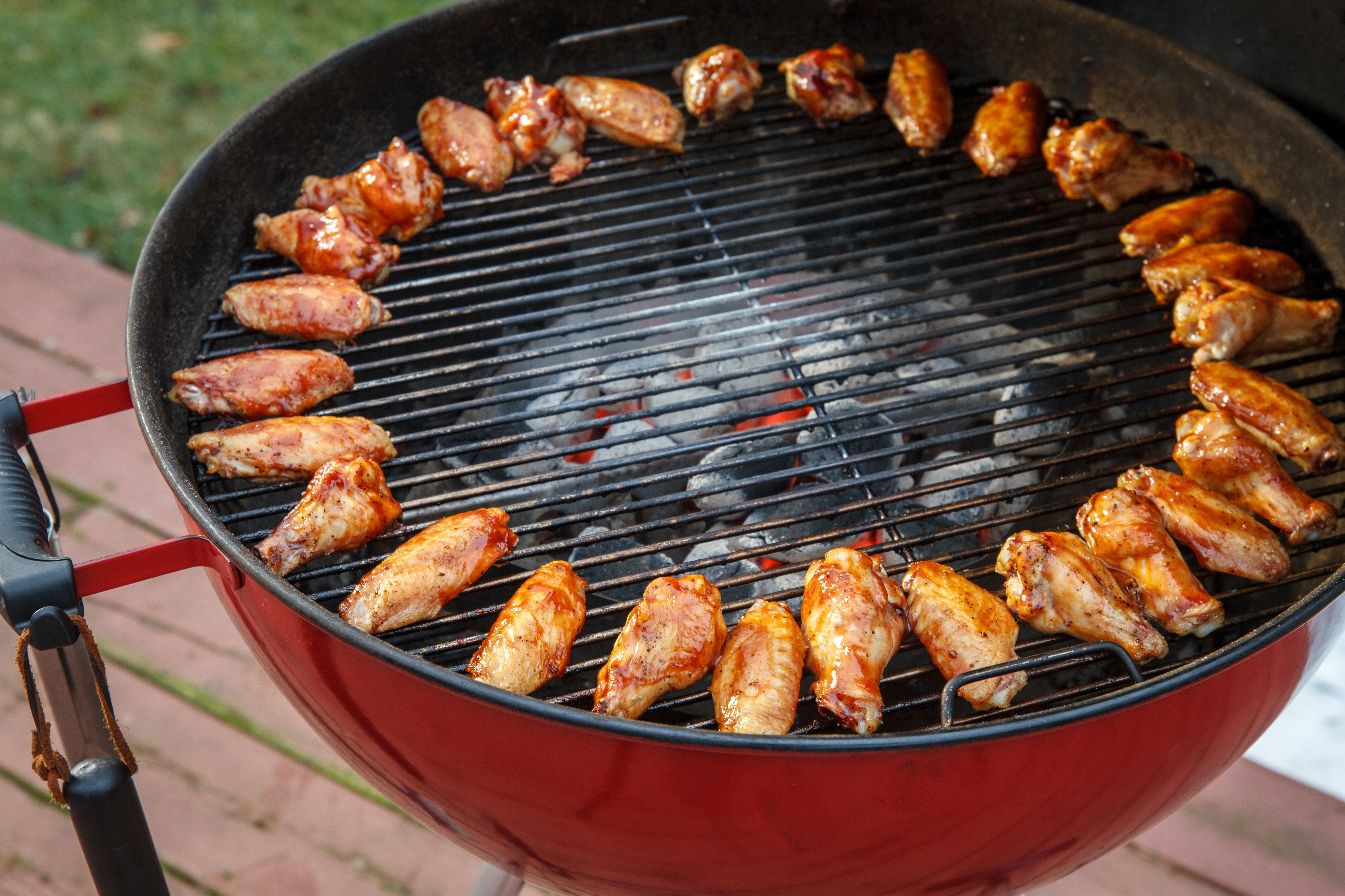How To Grill Over Indirect Heat On A Charcoal Grill Behind The Grill Weber Grills