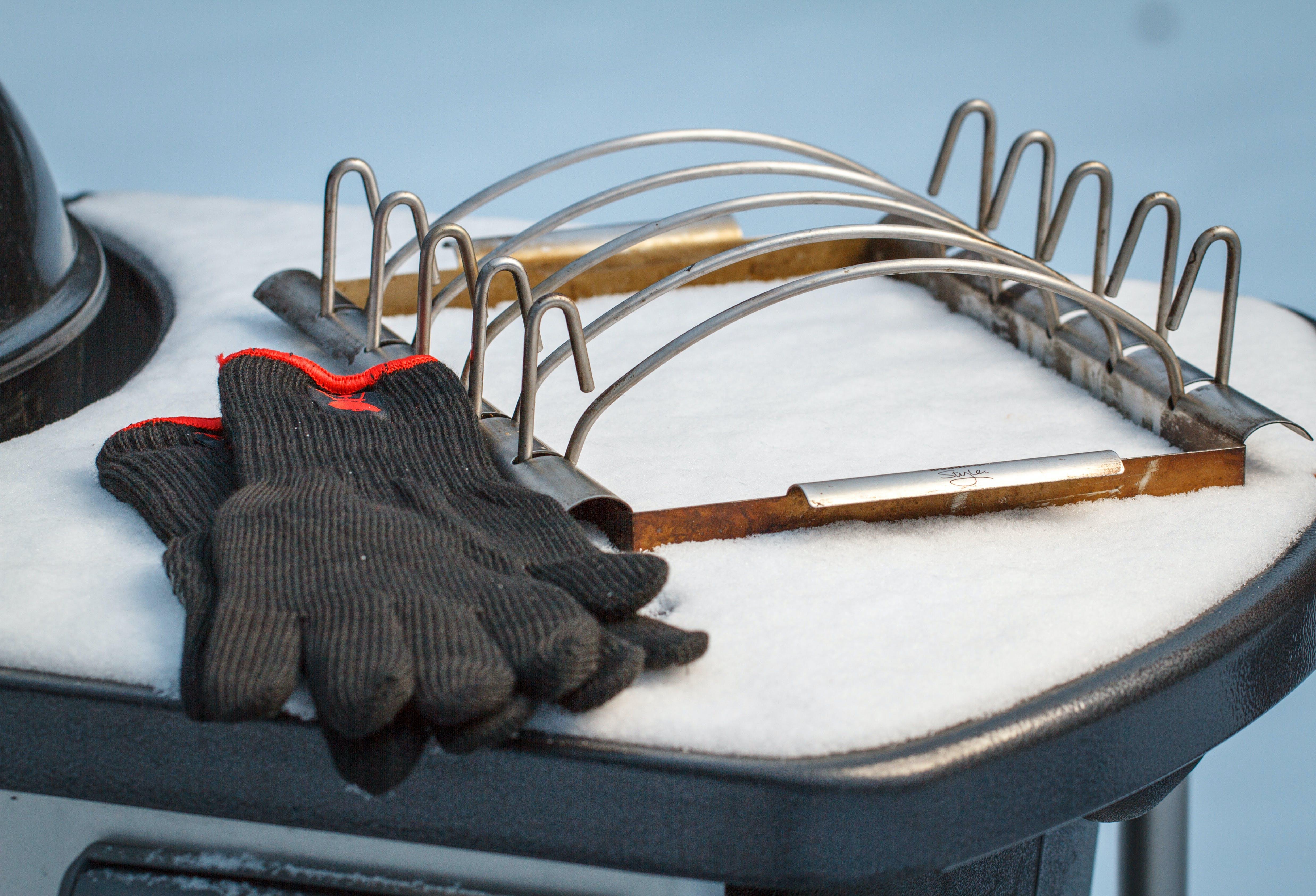 Gloves Rib Rack 6