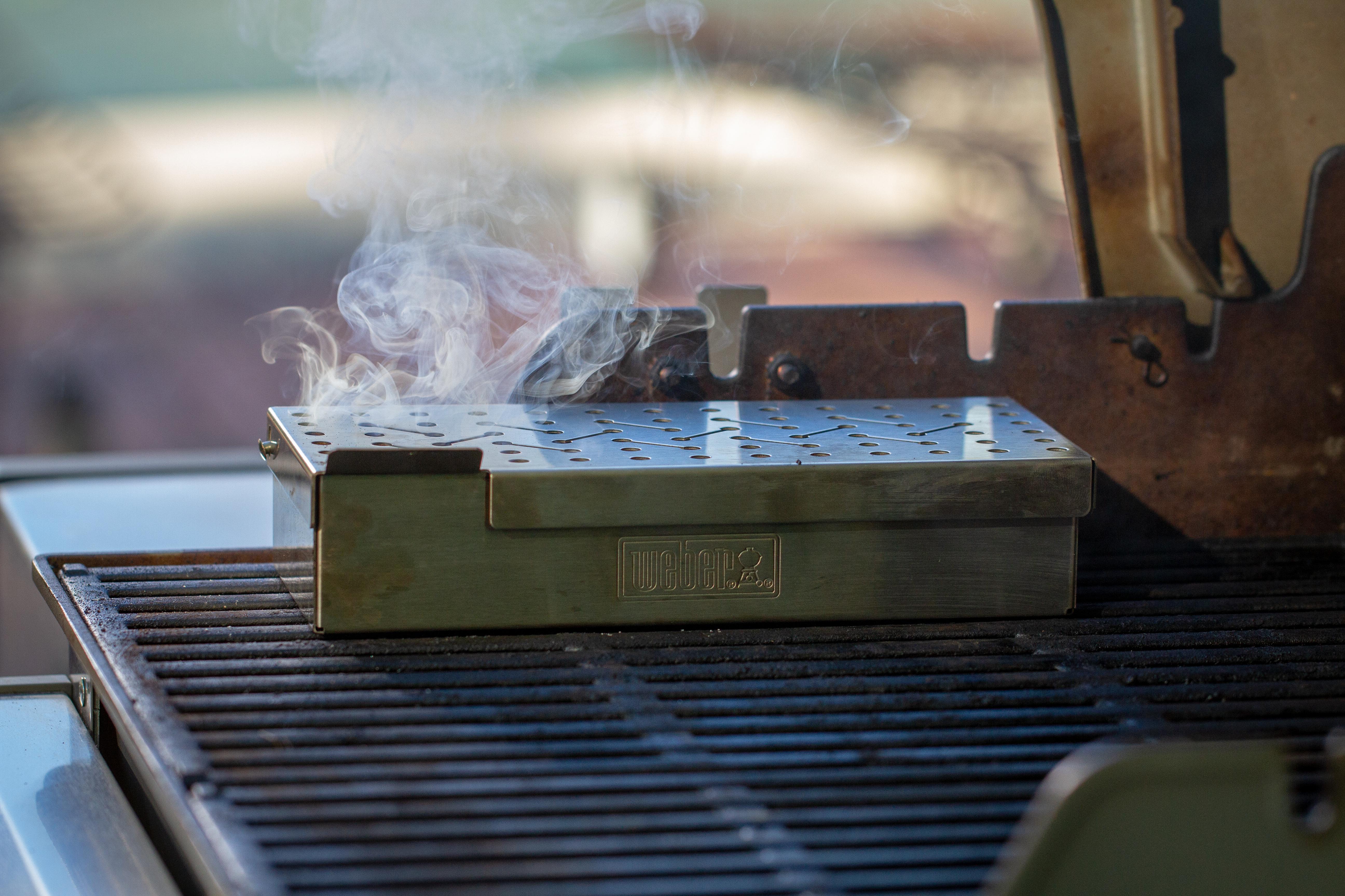 Smoker Box 7576 17