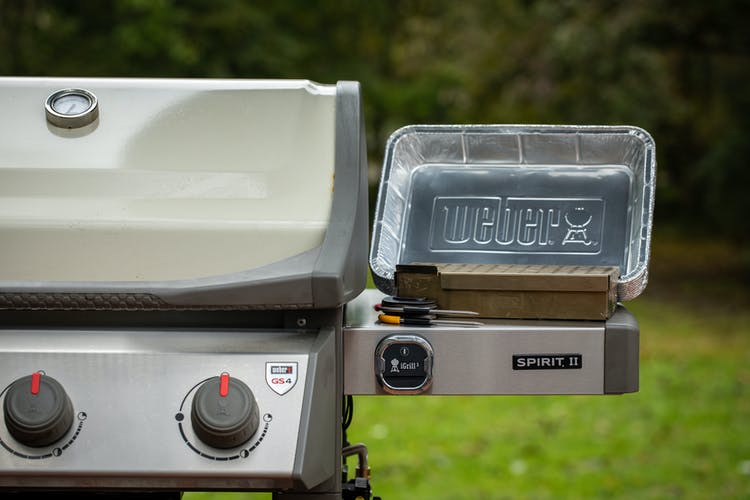how to cook a turkey on a weber gas grill
