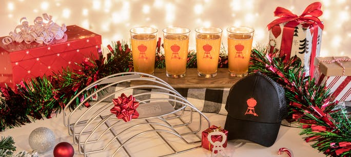2018 12 Holiday Herriges Gift Ideas For The Meat Lover Photo Holiday  Pint Glass Blk Hat 7648 Bottle Opener