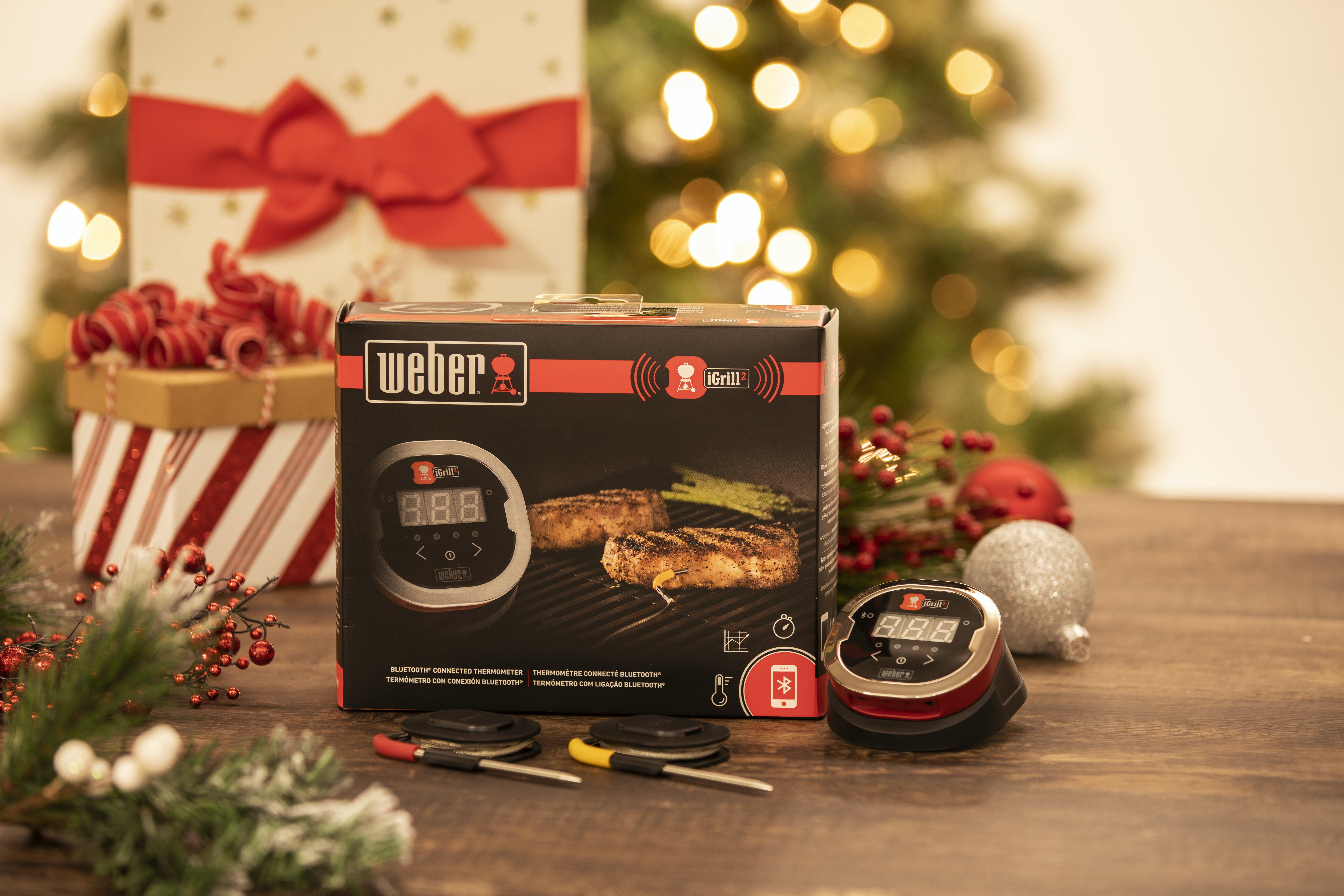 2018 12 Holiday Herriges Gifts For The Charcoal Griller In Your Life Photo Holiday I Grill2 2