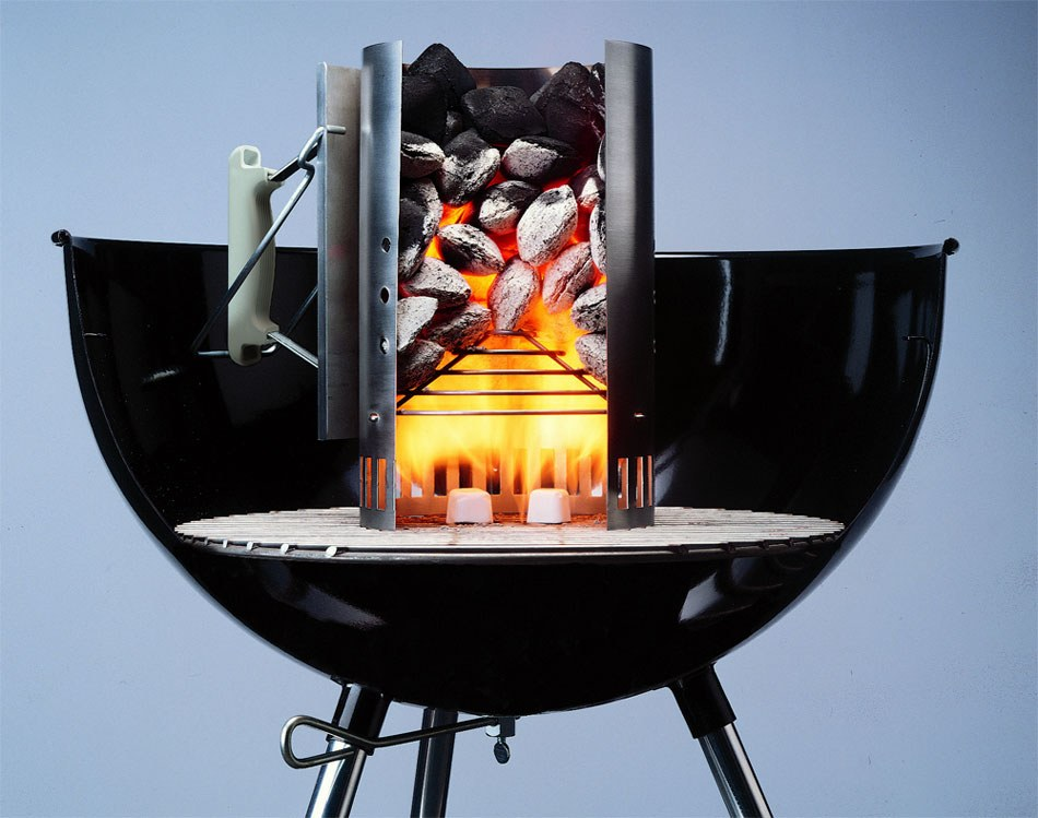 Rapidfire brikettenstarter Weber® Grill Original