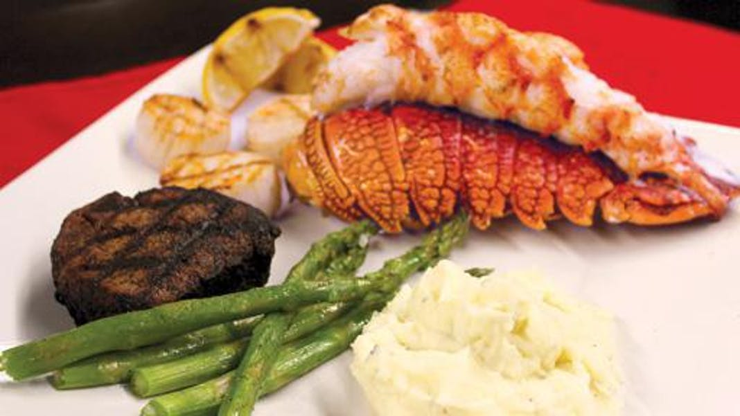 Turf And Surf >> Surf And Turf A Valentine From Your Grill To Your Taste Buds
