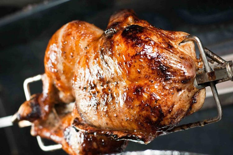 Duck Upping Your Rotisserie Game Grilling Inspiration
