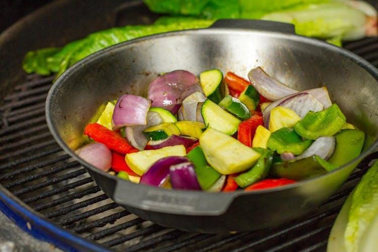 Easy Grilled Veggies Grilling Inspiration Weber Grills