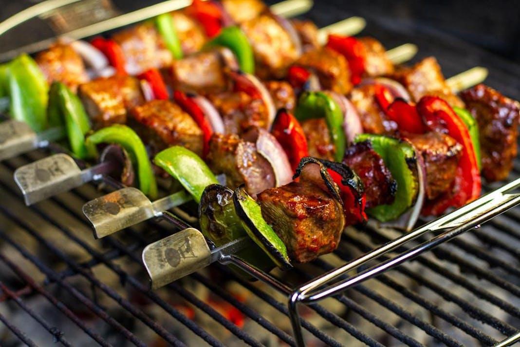 Grilling An Easier Kabob Grilling Inspiration Weber Grills