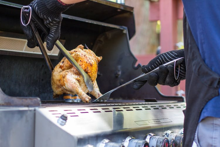 Beer Can Chicken Can Removal Tips Amp Techniques Weber