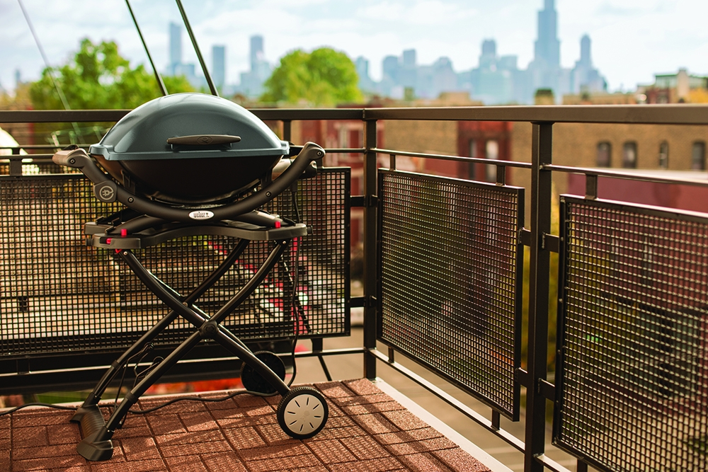 Unterschied Weber Elektrogrill Q 140 Und Q 1400 : The ease of using an electric q behind the grill weber grills