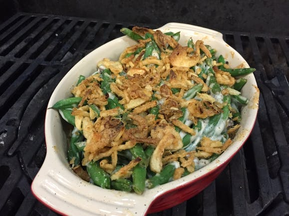 5644A213E6Cf5 2015 11 Week 4 Thanksgiving Herriges  Top 10  Grilled  Thanksgiving  Sides  Photo Green Bean Casserole Small