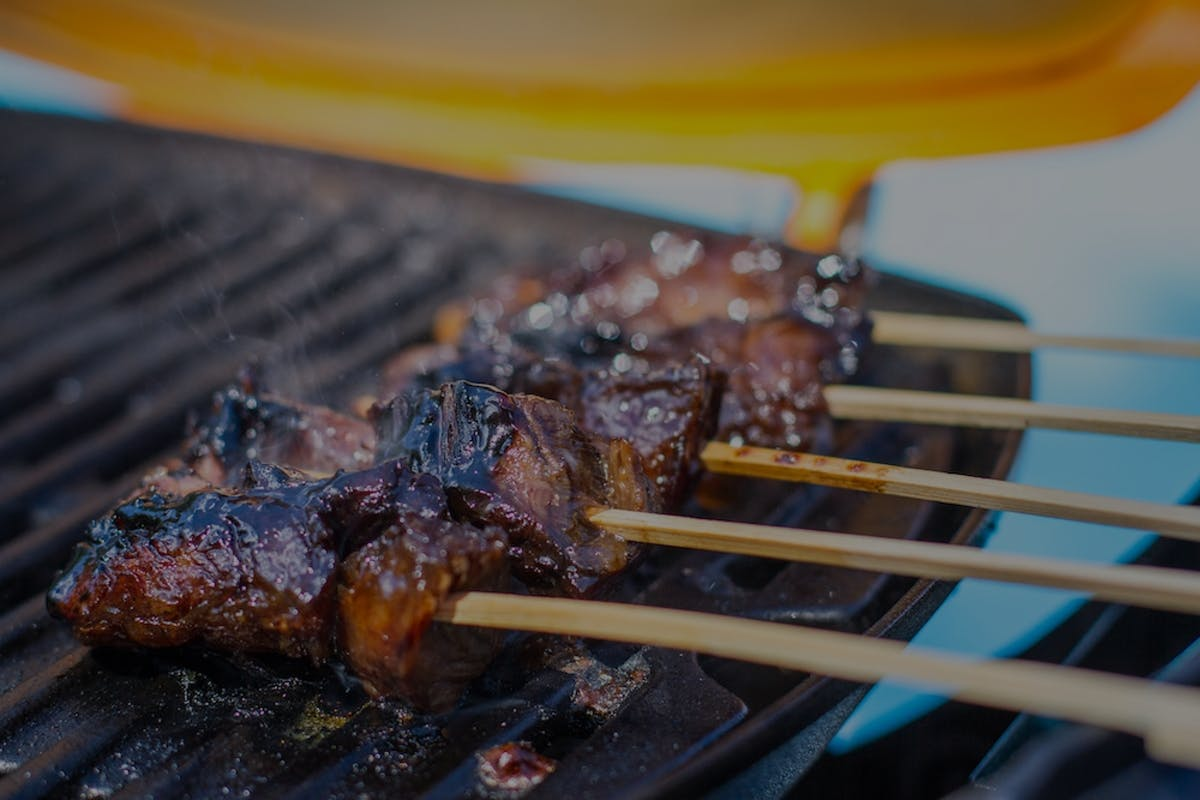 56536924F08Cb  Grilled  Skirt  Steak  Skewers On  Weber  Q 2 Copy