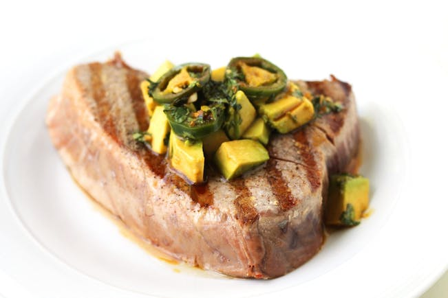 56A2588B49B98  Grilled Tuna Avocado Ginger Soy Featuer Copy