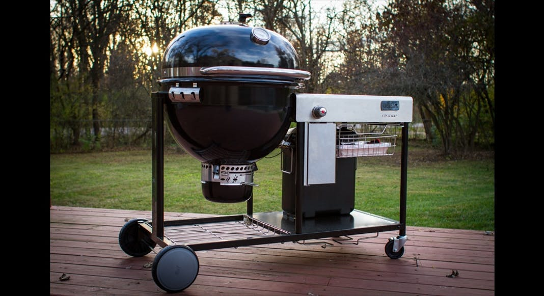 The Summit Charcoal Grill It Has Finally Arrived Behind Weber Grills